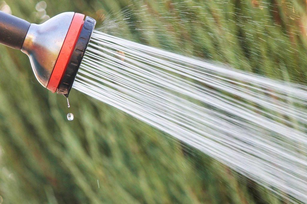 Gartenbewässerung Gartenpumpe
