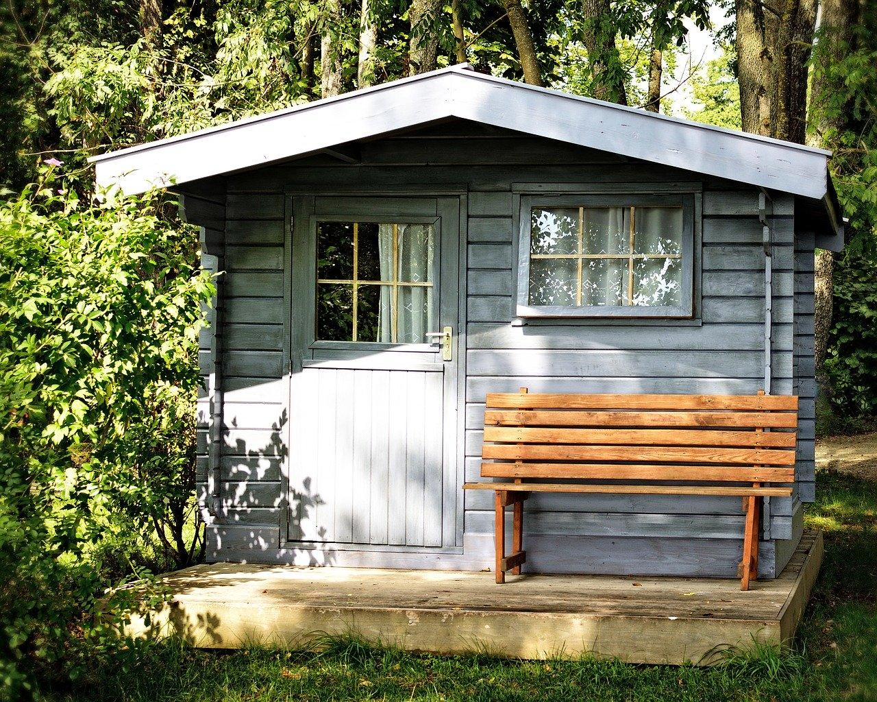 Gartenhaus Planungen